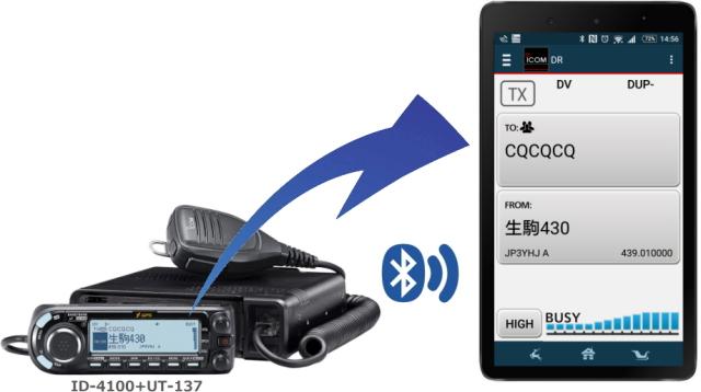 ID-4100の表示を拡大